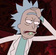 Rick And Morty Quotes, Rick And Morty Poster, Cartoon Memes, Cartoon Icons, Cartoons, Pintura Hippie, Rick And Morty Image, Ricky Y Morty, Rick And Morty Stickers