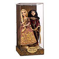 Rapunzel and Mother Gothel Doll Set - Disney Fairytale Designer Collection