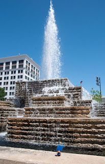 Central Square - on Route 66 in Springfield, Missouri