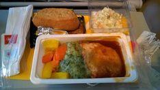 Image result for aeroplane food