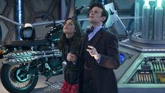 Weekly Anime Caption Competition #271: Saki & Doctor Who
