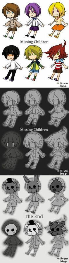 [REQ] Balloons (Missing Children x Savior!Reader) by SilverNightJade on DeviantArt