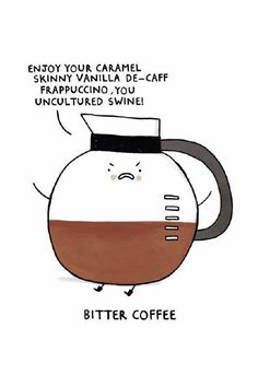 A Latte Coffee Puns! (10 Pictures)