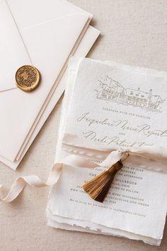 Wedding Stationery Inspiration, Beautiful Wedding Invitations, Vintage Wedding Invitations, Diy Invitations, Wedding Invitation Design, Wedding Stationary, Invitation Cards, Invitation Ideas, Invitation Wording