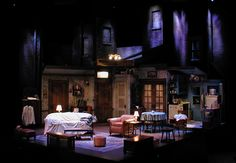 A Raisin in the Sun. Denver Denver Theatre Company. Scenic design by Michael Ganio. 2009