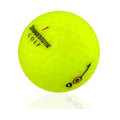 Bridgestone e6 Yellow AAAAA PreOwned Golf Balls * Click image to review more details.