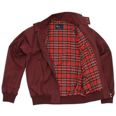 Fred Perry Authentic Fred Perry Harrington Jacket ($280) ❤ liked on Polyvore