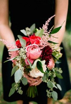 absolutely love this bouquet. finally a fall boquet idea i love.  HappyWedd.com