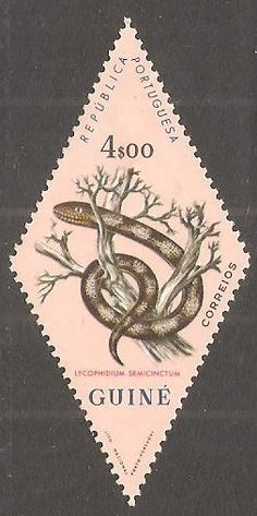 Guine 1962 4$00