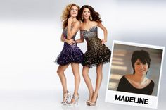 Our interview with Madeline from Mori Lee!