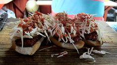 Dominican Republic: Chimichurri sandwiches