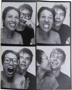 matt and kim- they are my inspiration. love their music, their relationship, and their crazy videos. <3