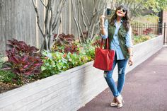 Denim Challenge: 7 Ways To Wear #Targetstyle