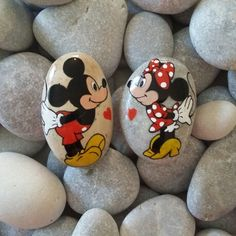 Mickey ve minnie mouse