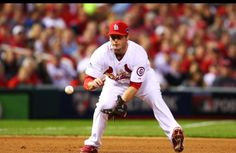 Thanks for the great years in St. Louis and an incredible 2011 World Series. We'll miss you, Freese