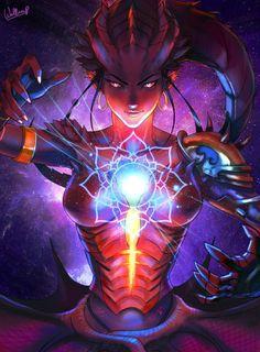 Dragon Symmetra