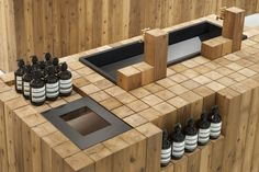 Torafu Architects, Aesop Grand Front Osaka, Giappone