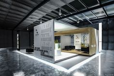 Trade Fair - Real Estate Booth on Behance