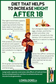 The best diet plan to increase height after 18 consists of a healthy and well-balanced diet chart that help males and females to grow taller naturally. #increaseheight #gainheight #heightincrease #growtall