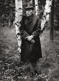 © Stefan Moses / Nimbus Verlag: Curt Bois, Schauspieler, Berlin 1901 - 1991 Berlin