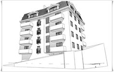 Проект дома цена Multi Story Building, Container, House, Home, Haus, Houses, Canisters