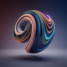 Euphoria #abstract #3d #test #experiment #space #lights #neon #maxon #c4d #adobe #photoshop #design #thedesigntip #rsa_graphics #illustration #art #artspotted #rainbow #thednalife #rikoostenbroek by rikoostenbroek