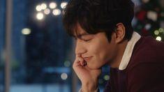 "Lee Min Ho for ""Innisfree My Green Christmas"""