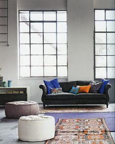 Living Room Furniture Utah utah - sofa riva bric | furniture - seating | pinterest