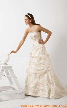 Sutil  Vestido de Novia  Raimon Bund