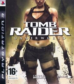 Tomb Raider underworld   playstation 3 PS3   usato