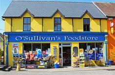 Beara is the land of O'Sullivans