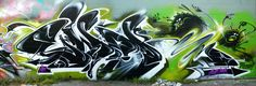 #graffiti #MSK #AWR #SeventhLetter #EWOK #LosAngeles. Click to see in Frank Chapter 41: The Seventh Letter.