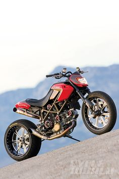 """""""RSDuc"""" Ducati Hypermotard 2008 by RSD 