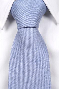 Linen Handkerchief - Slight shifts in different grey tones Notch 1k19LZ