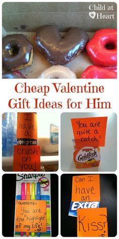 Cheap Valentine Gift Ideas For Him
