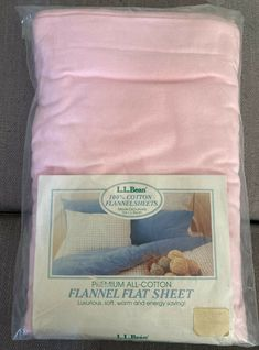Vintage Bedding, Flat Sheets, Save Energy, Flannel, Luxury, Cotton, Flannels