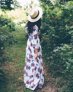 cool ROOLEE Floral Dress... by http://www.danafashiontrends.us/modest-fashion/roolee-floral-dress/