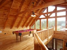 At Ease - 4 Bedroom, 3.5 Bathroom Cabin Rental in Pigeon Forge, Tennessee.