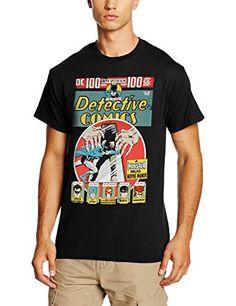 Batman Detective Comics, Camisetas Para Hombre, Negro, XL #camiseta #starwars #marvel #gift