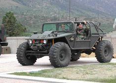 Buggy Militar Scorpion MK1