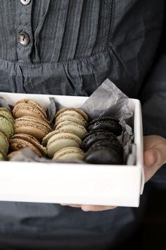 Macarons - Heidi Lerkenfeldt:::Food | stillstars.com
