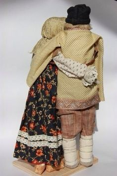 beautiful puppetry dolls - russia