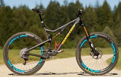 Santa Cruz Bronson Carbon - 650B, only $10,000 for the full set up listed. Dear Santa...