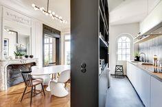 cuisine appartement haussmannien | Cuisine | Pinterest | Cuisine ...