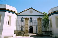 Entrada principal da Casa da Cultura. Recife.