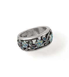I just got thus Garden Party Ring by lia sophia. Love love love it - reminds me of teh 90's but sparkles so amazing in the light
