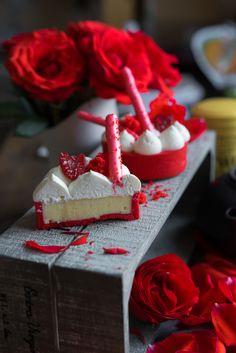 Современные десерты: тарт Valentino