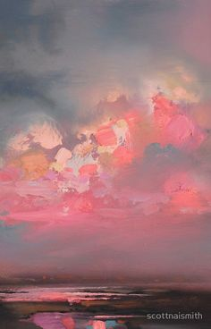 """Check out our site for additional relevant information on """"abstract artists studios"""". It is actually an excellent place for more information. Sky Painting, Abstract Landscape Painting, Acrylic Painting Canvas, Landscape Art, Landscape Paintings, Canvas Art, Abstract Oil, Landscapes, Seascape Art"""