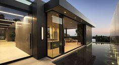 Marcheeta 1 by McClean Design - reflection pool