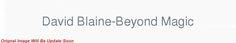 David Blaine-Beyond Magic 2016 720p HDTV x264-BATV
